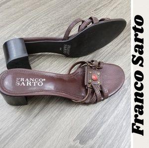 Franco sarto slides